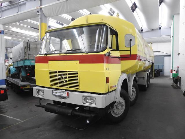 Henschel F500