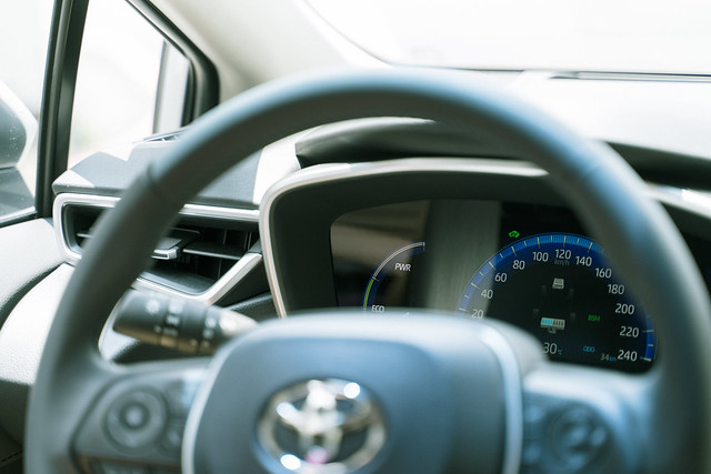 Toyota Corolla Altis | 台灣和泰第12代新神A