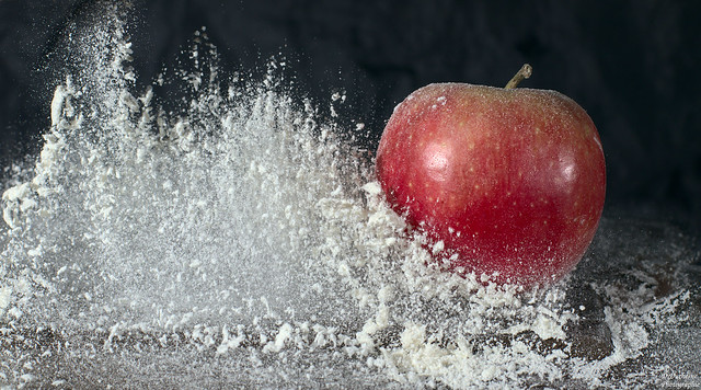 High speed apple