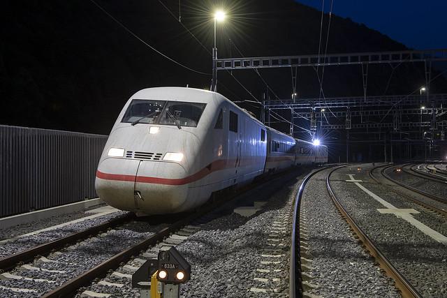 ICE-S der DB / Bellinzona