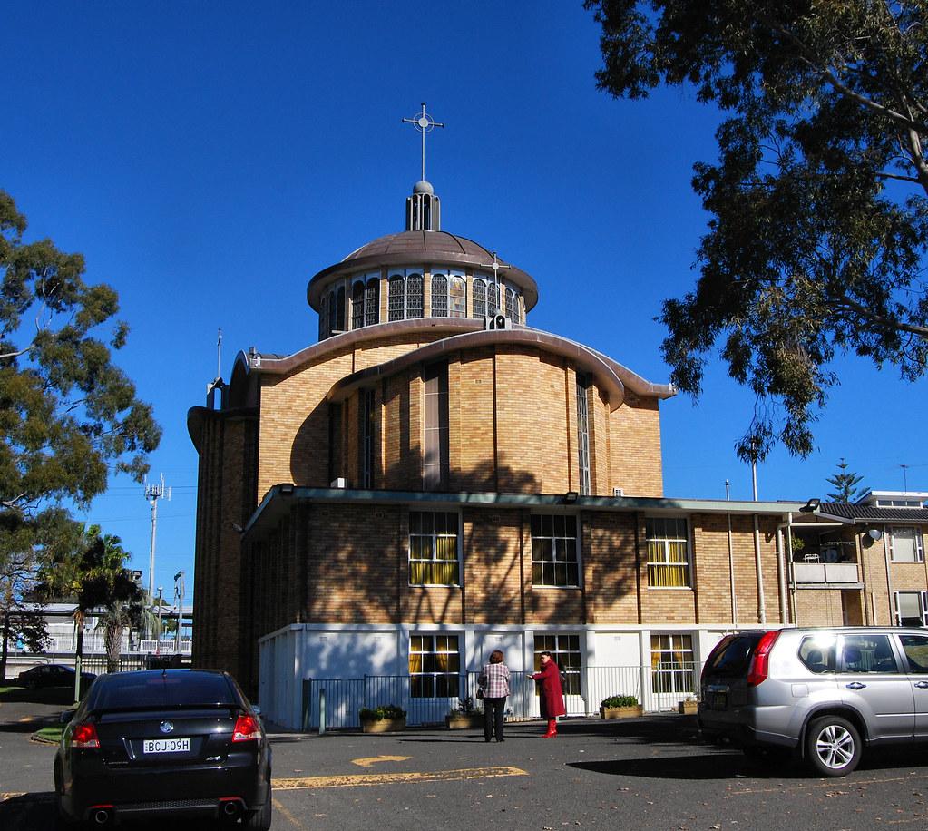 St Andrew's Ukrainian Catholic Church, Lidcombe, Sydney, NSW.