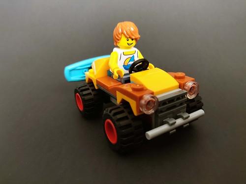 LEGO City Beach Buggy (30369)