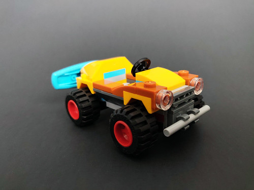 LEGO City Beach Buggy (30369)