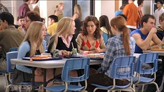 Mean Girls Lunch Scene- Meet the Plastics