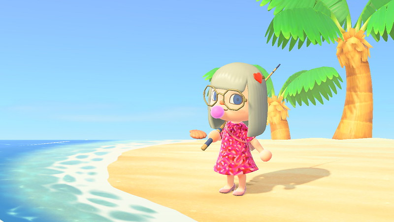 Animal Crossing Me Made May 2020