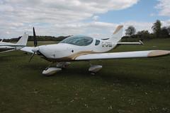 G-CFEZ Czech Aircraft Works SportCruiser  [PFA 338-14675] Popham 130512