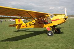 G-BUOL Denney Kitfox [PFA 172-12142] Popham 130512