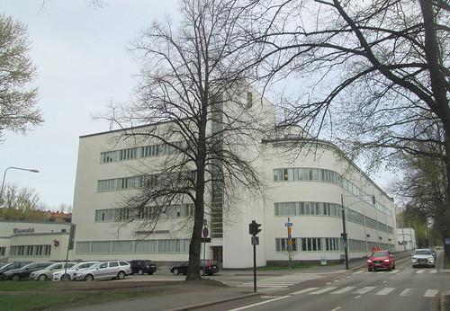 Helsinki, Art Deco/Moderne