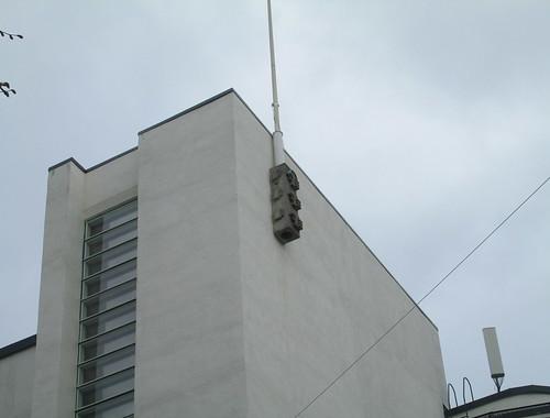 Helsinki, Art Deco/Moderne Building