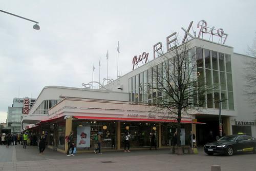 Art Deco/Moderne Shop, Helsinki