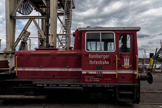 Hamburger Hafenbahn