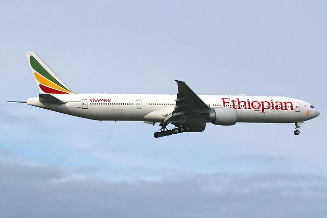 ET-APY | Boeing 777-36NER | Ethiopian Airlines