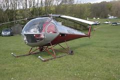 N19GL Brantly B-2B [2004] Popham 130512