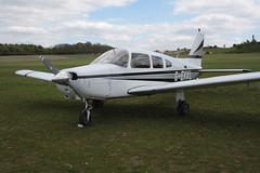 G-EKKL Piper PA-28-161 [28-8416087] Popham 130512
