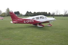 G-CPFM Piper PA-28-161 [28-8116061] Popham 130512