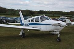 G-AVWR Piper PA-28R-180 [28R-30242] Popham 130512