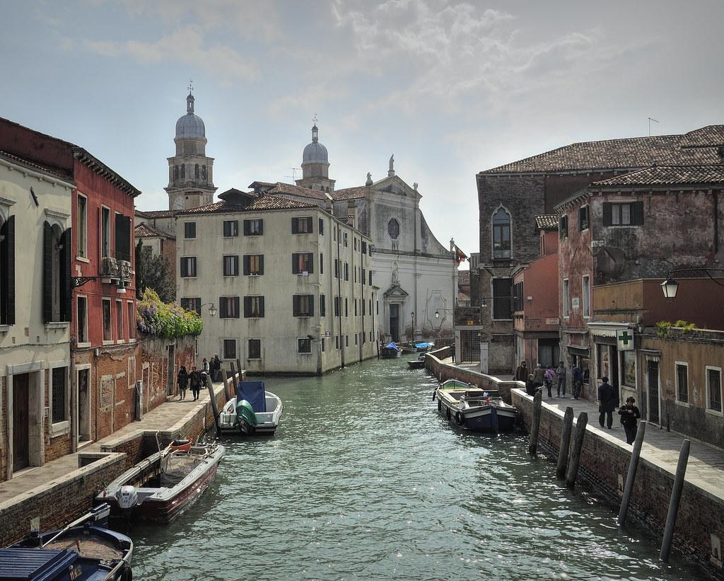 Из Тосканы в Доломиты - апрель 2019