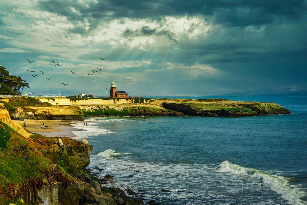 Santa Cruz Lighthouse-in Explore 05/18/2020 #235