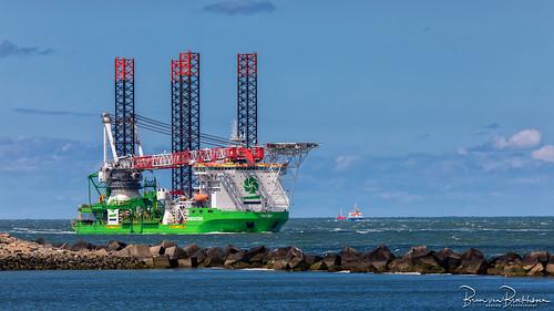 Innovation Offshore Supply Ship