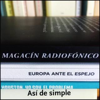 Magacín radiofónico en estado de alarma 17.5.20 #yomequedoencasa #frenarlacurva #haikusdestanteria #quedateencasa