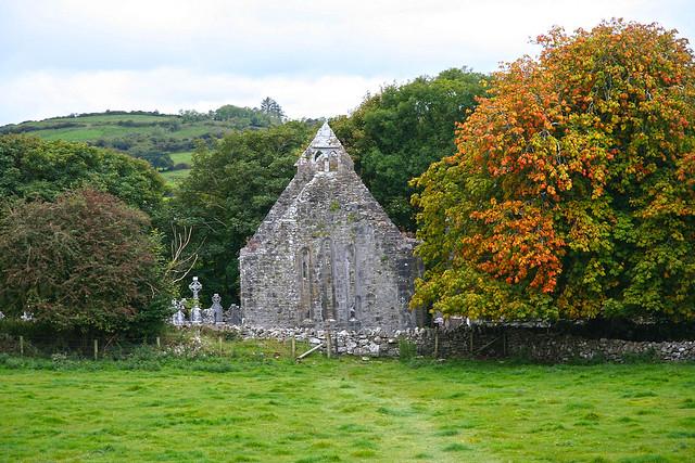 Dysert O'Dea graveyard