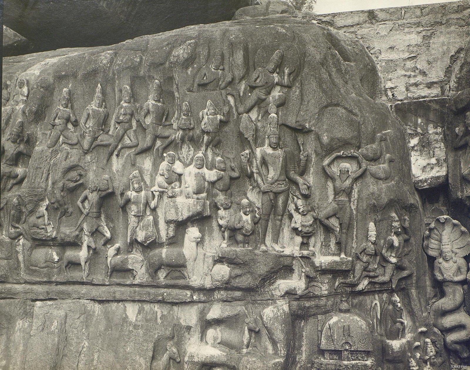 Мамаллапур (сцена подвижничества Арджуны)