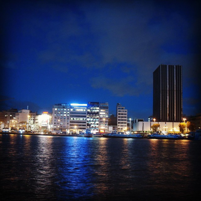 Night In Piraeus