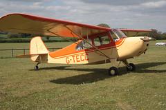 G-TECC Aeronca 7AC [7AC-5269] Popham 130512