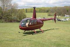 G-JTSA Robinson R44 [11659] Popham 130512