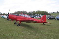 G-BCGC de Havilland Canda DHC-1 [C1-0776] Popham 130512