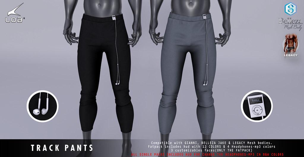 [LOB] TRACK PANTS