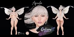 Aquila Shape for LeLutka Simone by Galaxy Shapes