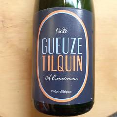 Tilquin - Gueuze A l'Ancienne (375 ml bottle)