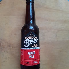 London Beer Lab Kaiser Pils (330 ml bottle)