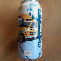 Brew York - Time Travelling Taxi (440 ml can)