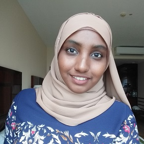 PASDO Coronavirus (Covid-19) Hero: Aishath Mufliha Ziyadh, Maldives