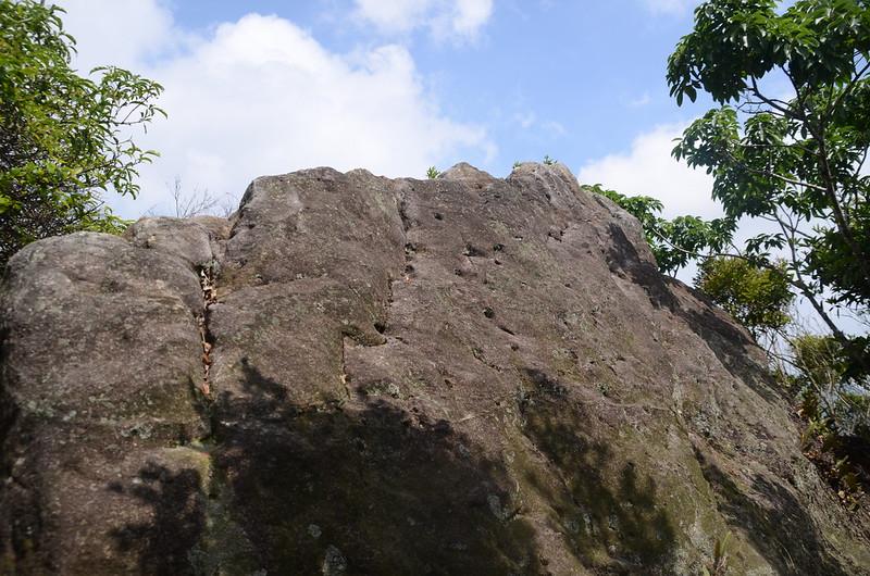 觀音山山頂巨岩 (4)