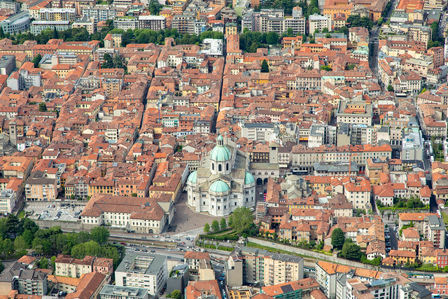 Armchair Traveling - Como Cathedral - Como, Italy