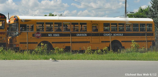 Grayson County #0563 (Retired)