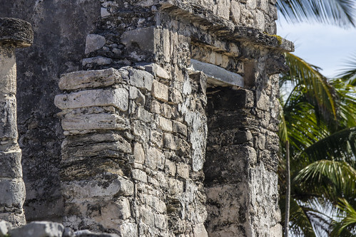 Calling attention to Danza de los Voladores (Dance of the Flyers), Tulum