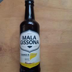 Mala Gissona - Django Blanche (330 ml bottle)