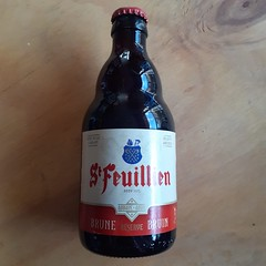 St. Feuillien - Brune (330 ml bottle)