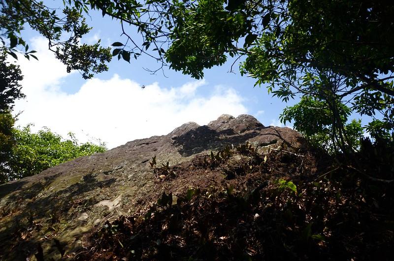 觀音山山頂巨岩 (2)