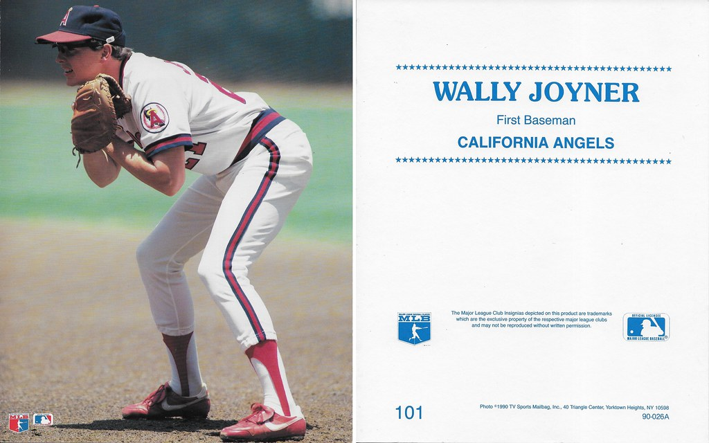 1990 TV Sports Mailbag - Joyner, Wally