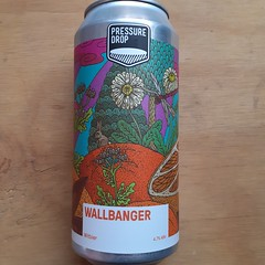 Pressure Drop - Wallbanger (440 ml can)