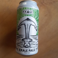 Exale Brewing - Exale Pale (440 ml can)