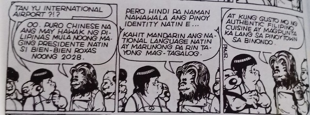 pugad baboy strip by sir pol medina