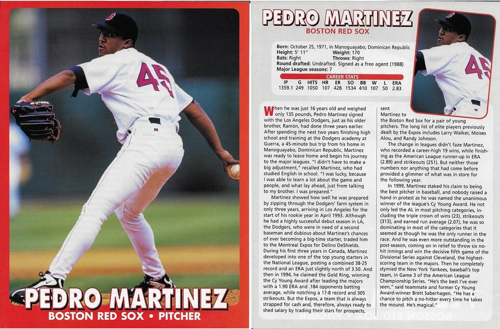2000 East End Publishing Superstar Album Poster - Martinez, Pedro