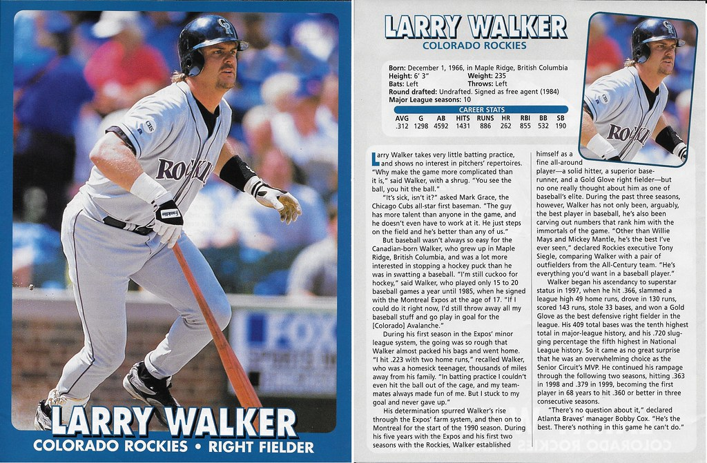 2000 East End Publishing Superstar Album Poster - Walker, Larry