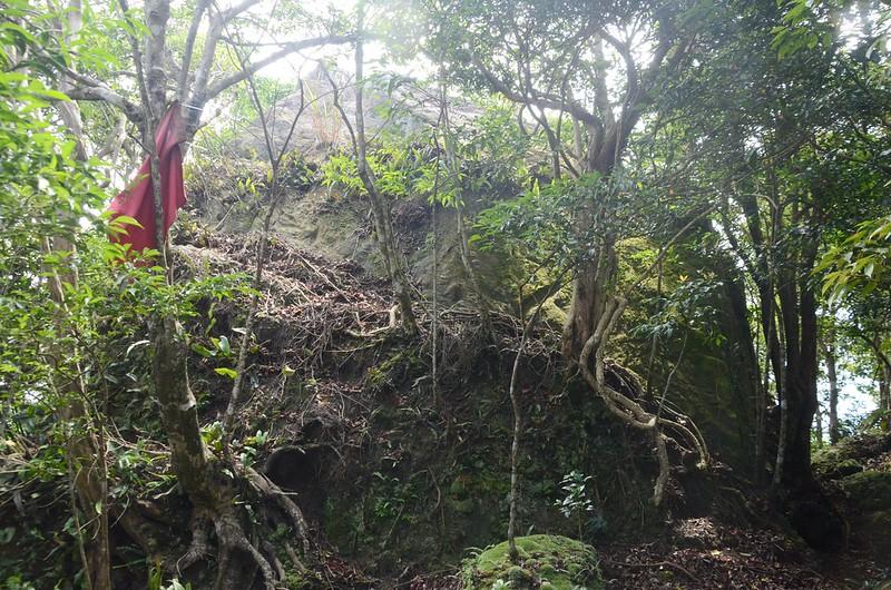 觀音山山頂巨岩 (1)